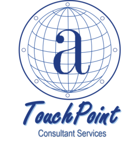 touchpoint blue logo