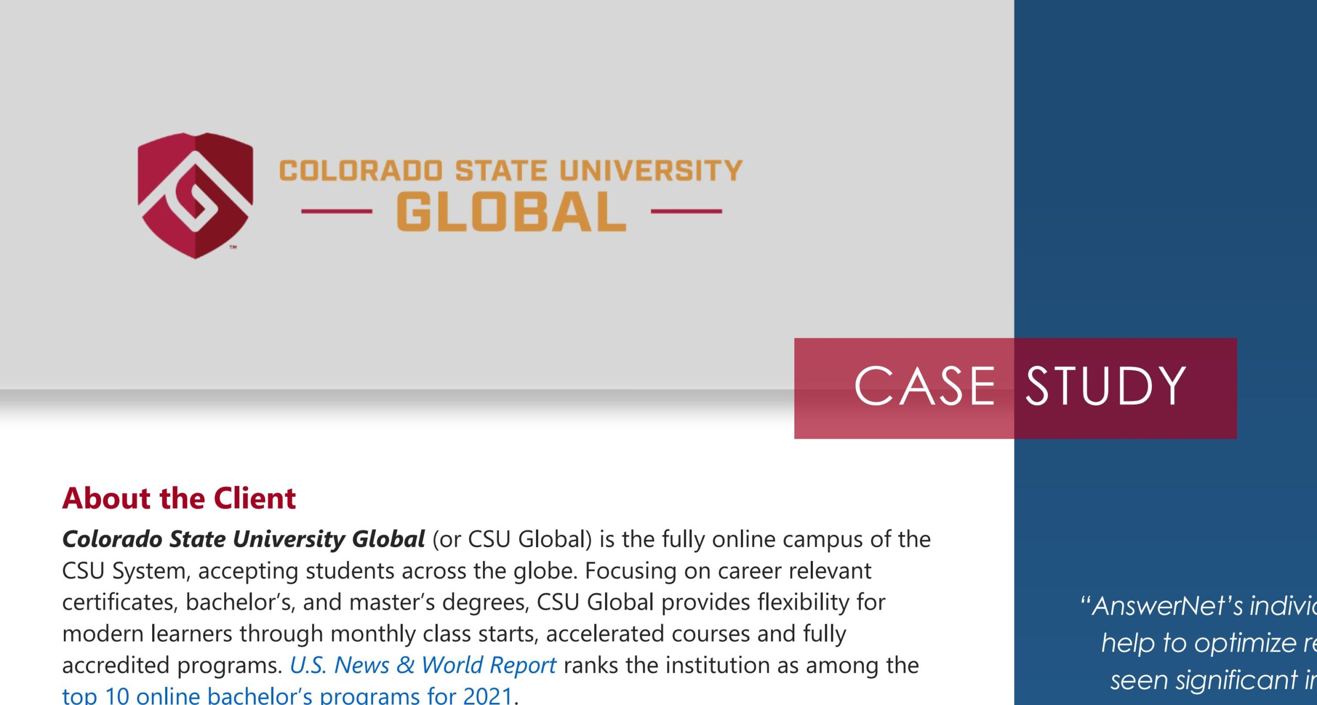 csu global case study cover